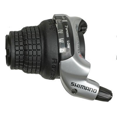 Shimano SL-RS41 Tourney Revo SIS Shift Lever Set (7-Speed, Twist, Rapid Rise)