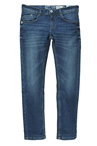 Lemmi Jungen Straight Leg Hose Jeans Regular fit SUPERSLIM, Gr. 176, Blau (blue denim|blue 0013)