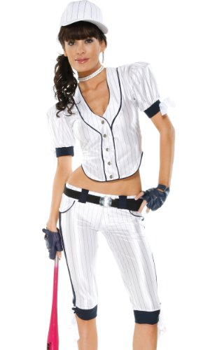 Forplay Women's The Babe Adult Sized Costumes