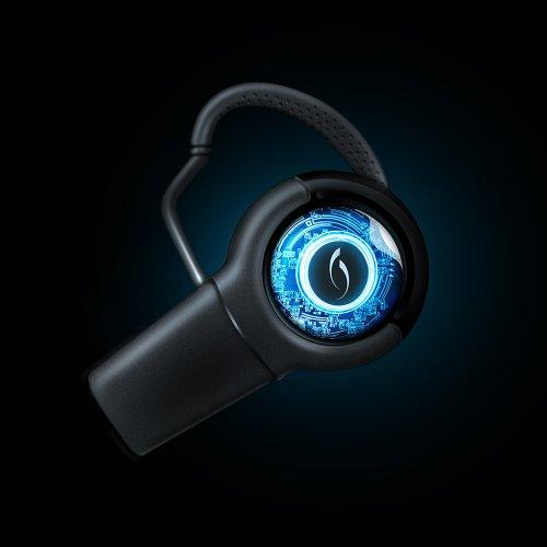Pdp Ps3 Afterglow Ap.3 Bluetooth Communicator - Blue