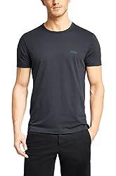 Hugo Boss Mens Short Sleeve 'Tee' Cotton Jersey T-Shirt