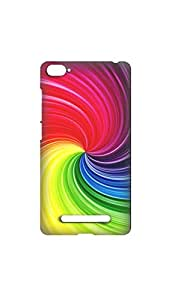 Stylish Cyclone Pattern Mobile Back Case/Cover For XIAOMI Mi4i