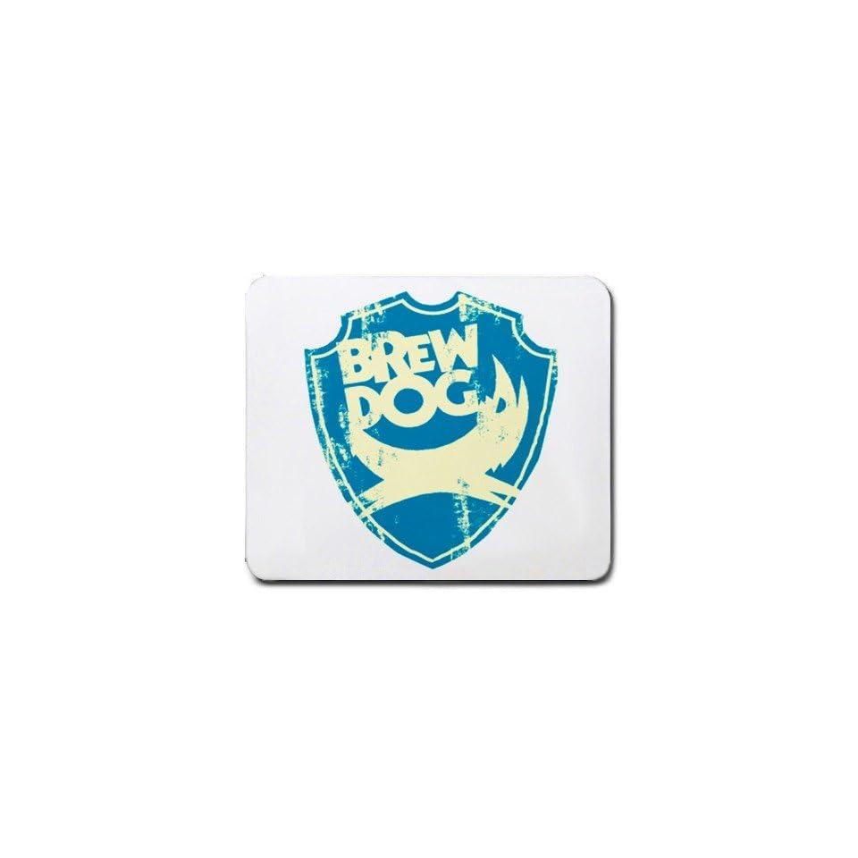 BrewDog Beer LOGO mouse pad