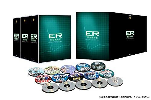 ER緊急救命室〈シーズン1-15〉 DVD全巻セット[DVD]