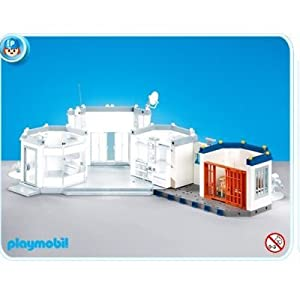 Playmobil Police Station Extension - Prison Cell