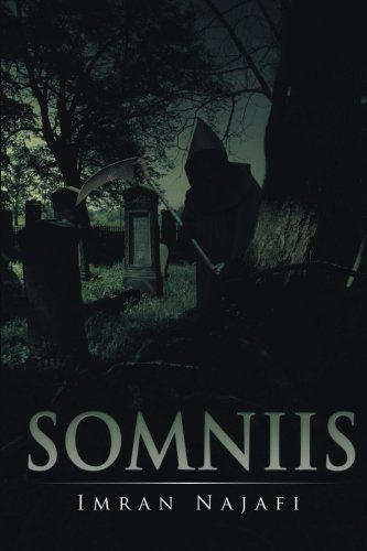 Book: Somniis by Imran Najafi