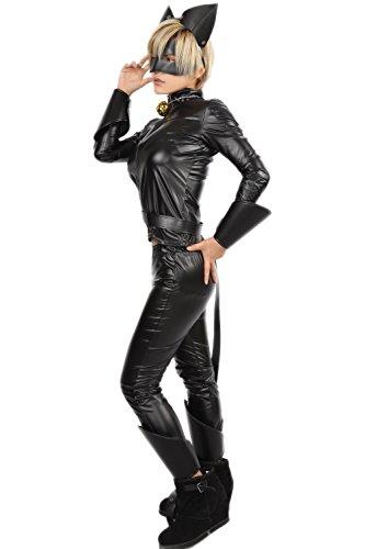 Black-Cat-Costume-Bodysuit-for-Halloween-Cosplay