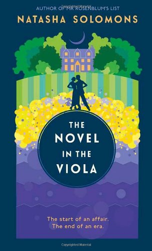 The Novel in the viola (Le manoir de Tyneford) de Natasha Solomons 41JjEwoEC3L
