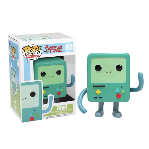 Funko POP Television BMO Adventure Time Vinyl Figure - 1