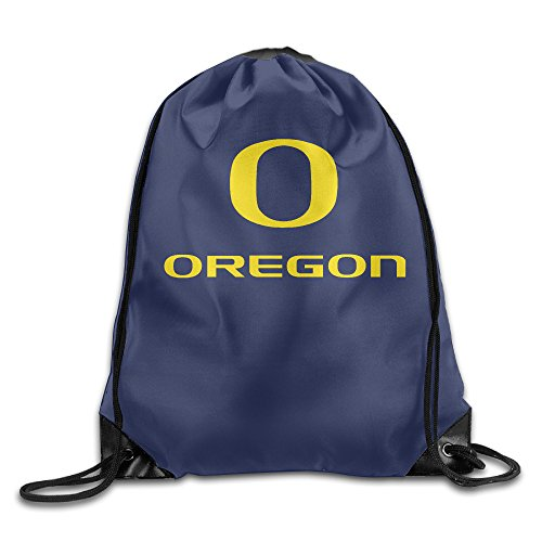 SAXON13 Unisex Lovely University Of Oregon Drawstring Travel Bag