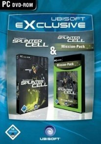 Splinter Cell + Mission Pack