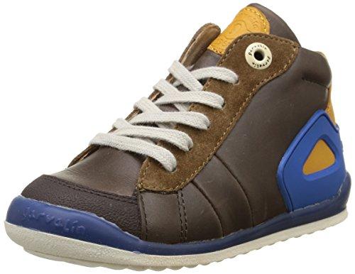 Garvalin - 151453, Stivali per bambini e ragazzi, marrone (marron), 30