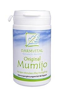 Darmvital Original Mumijo, 60 Kapseln je 200 mg