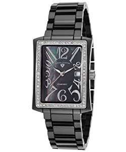 Swiss Legend Women's 10034D-BKBSA Bella Analog Display Swiss Quartz Black Watch