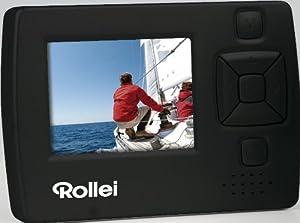 Rollei Bullet 4S 1080p (Action-, Sport- und Helmkamera) schwarz