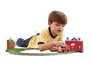 Thomas the Train: TrackMaster Fiery Flynn's Rescue Set