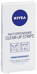 Nivea Hautverfeinernde Clear-Up Strips, 6 Stück