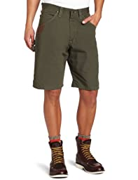 RIGGS WORKWEAR by Wrangler Men\'s Big & Tall Carpenter Short, Loden, 54