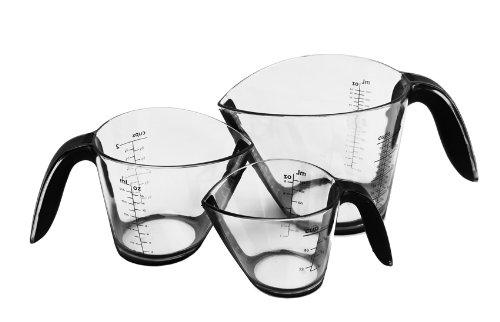 Good Cook - Touch 3 Piece Measuring Set, Dishwasher Safe