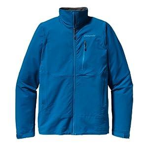 Patagonia Alpine Guide Men's Jacket blue bandana blue Size:L