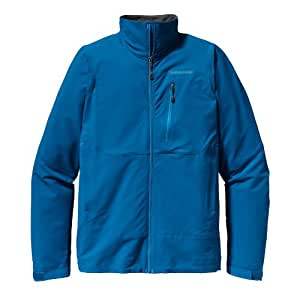 Patagonia Alpine Guide Men's Jacket blue bandana blue Size:S