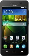 """Huawei G Play Mini - Terminal libre de 5"""" (Kirin 620 Octa Core 1.2 GHz, 2 GB de RAM, cámara de 13 MP, Android 4.4), color negro"""