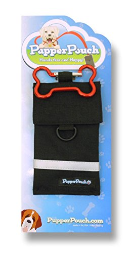 Pupper Pouch Dog Leash Attachment For Carrying