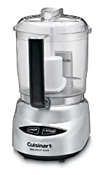 Cuisinart DLC-4CHB Mini-Prep Plus 4-Cup Food Processor Brushed Stainless Steel