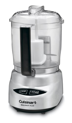 Cuisinart DLC-4CHB Mini-Prep Plus 4-Cup Food Proce
