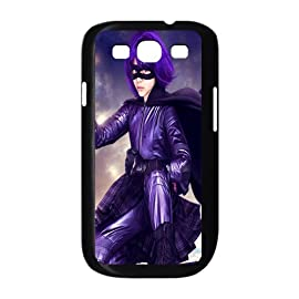 Kick Ass - Hit Girl movies-tv Black Designer Hard Shell Case Cover Protector for Samsung Galaxy S3 i9300 SIII