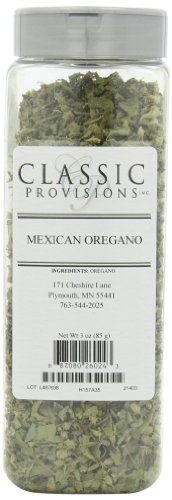 Make Best Carne Asada Marinade recipe ever with Classic Provisions Spices Oregano, Mexican Whole