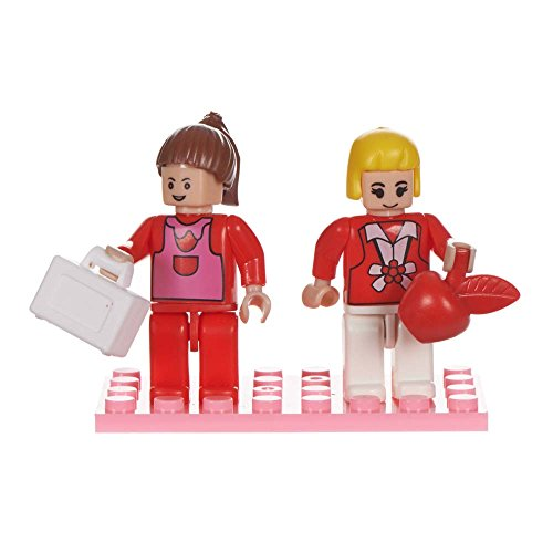 BRICTEK BUILDING BLOCKS 19201 Mini Figurines Imagine (2)