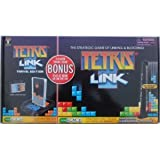 Tetris Link play at home game with Bonus 2 player travel game included
