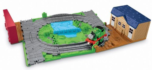 Thomas the Train: Take-n-Play Percy's Mail Delivery