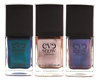 eve snow LONDON Foil Effect Gift Set