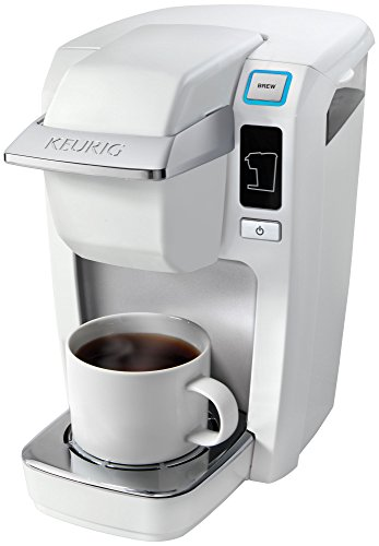 Keurig K10 Mini Plus Brewing System, White (Keurig K Cup Teas White compare prices)