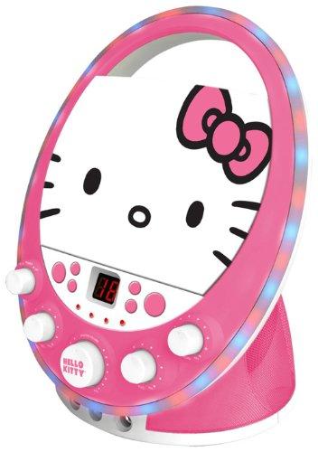 Hello Kitty Cd Disco Karaoke - Pink (66209)
