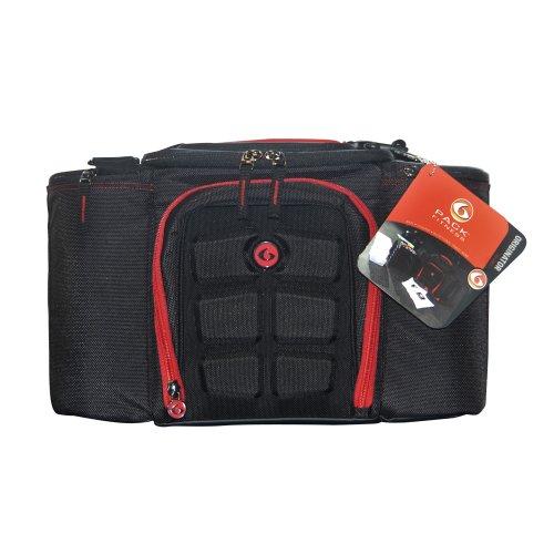 6 Pack Fitness Originator 300 Black/Red 3 Meal