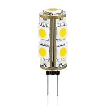 Éclairage de jardin 12 volts Orion en acier inoxydable LED