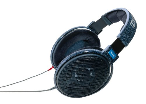 Sennheiser  HD 600 Open Dynamic Hi-Fi Professional Stereo Headphones (Black)