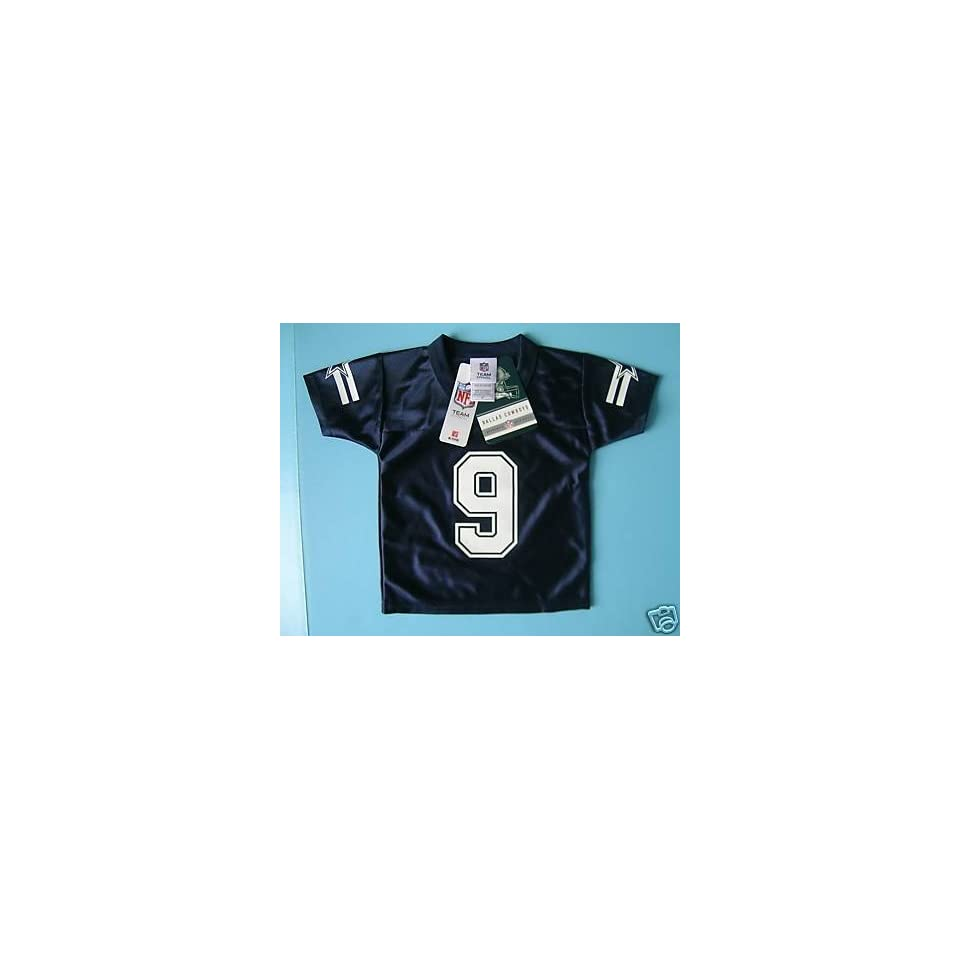 Tony Romo #9 Dallas Cowboys Officially Licensed NFL Toddler Jersey