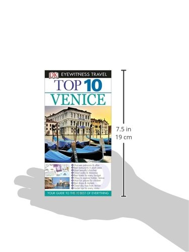 Top 10 Venice (Dk Eyewitness Top 10 Travel Guides. Venice)