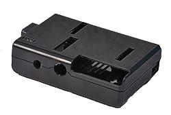 Protective Case / Box / Enclosure Black Color for Raspberry Pi