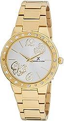 Daniel Klein Analog Silver Dial Mens Watch - DK10913-1