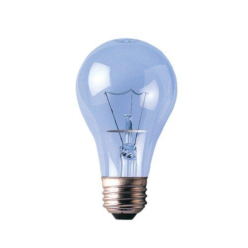 Bulbrite 50/150/N 3-Way 120V Full Spectrum True Daylight A21 Bulb, Clear