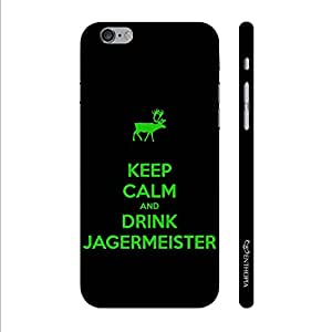 Enthopia Designer Hardshell Case EVERYONE LOVES JAGER Back Cover for Apple Iphone 6 Plus, 6s Plus