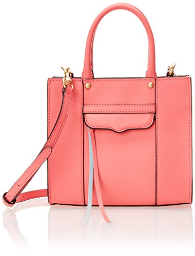 Rebecca Minkoff Mab Tote Mini Cross Body Bag, Watermelon, One Size