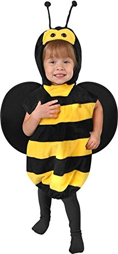 Child's Toddler Plush Bee Costume (Size: 2T-4T)