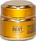 Worlds Best Cream, All Natural Copper,Sore Muscle and Arthritis Pain Relief Cream,1.70 Ounce