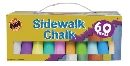 POOF-Slinky - Jumbo Sidewalk Drawing Chalk Pack